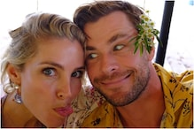 Elsa Pataky Says She and Husband Chris Hemsworth Argue about Thor's Hammers