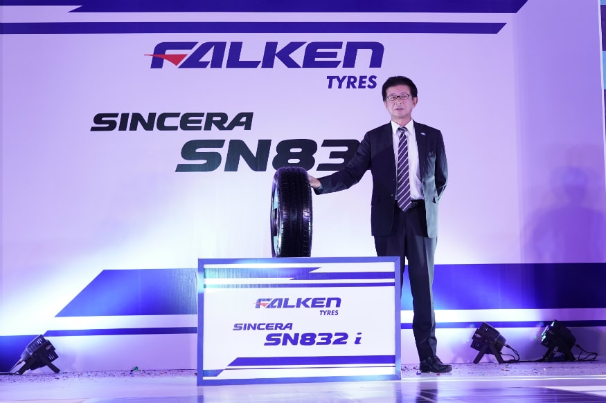 Falken Launches Sincera SN832i Tyres for Car Segment in India