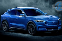 Here's How the Upcoming Ford Mustang Based Electric SUV Could Look Like
