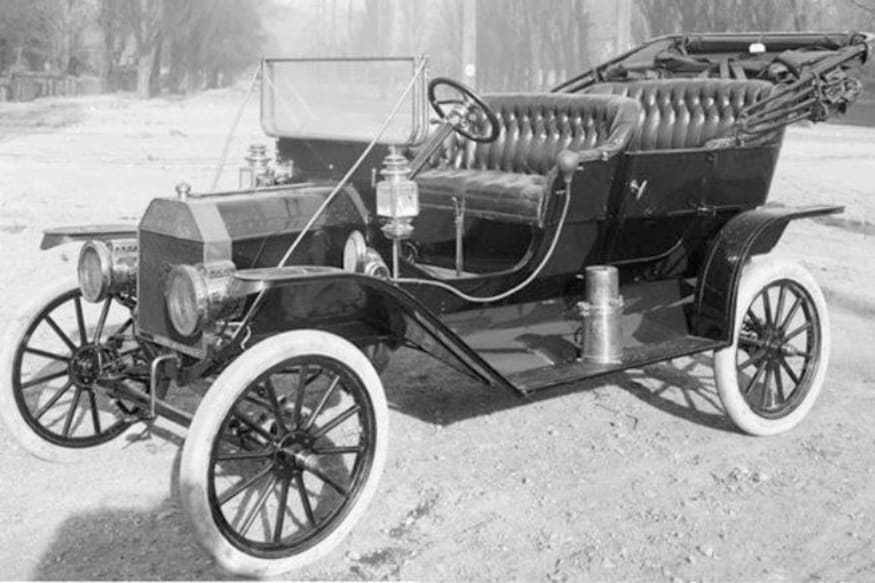 Ford Model T. (Image source: Twitter/ 365 Days of Motoring)