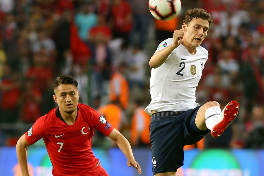 Diplomatic Tension in Background as France Take on Turkey in Crunch Euro 2020 Qualifier