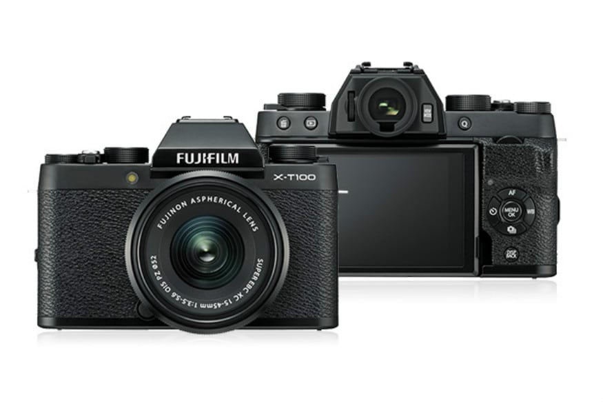 Fujifilm X-T100 for Rs 29,990 on Amazon is a Great Deal For Camera Enthusiasts