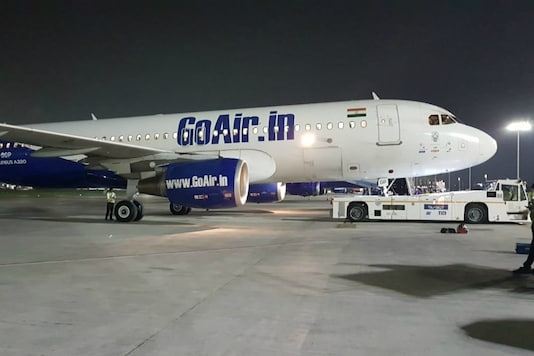 Image for representation. (Image source: GoAir)