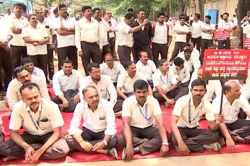 20,000 HAL Employees Begin Countrywide Indefinite Strike from Today over Wage Revision