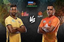 Pro Kabaddi 2019 HIGHLIGHTS, Telugu Titans vs Puneri Paltan in Panchkula: Pune Beat Telugu 53-50