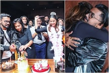 In Pics: Hina Khan's Birthday Was full of Love, Flowers and Cake with Boyfriend Rocky and Friends