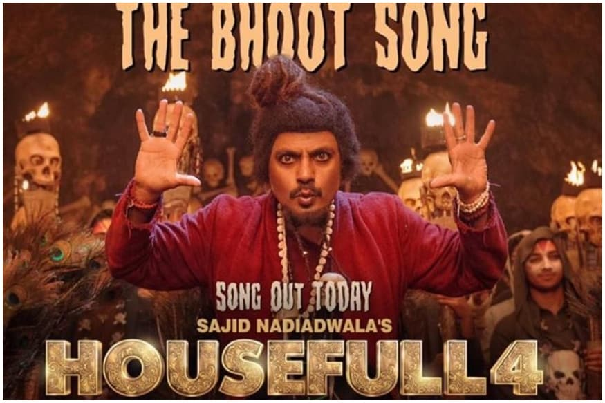Housefull 4's Bhoot Song has Nawazuddin Siddiqui Chanting 'Alia Bhatt' to Exorcise Akshay Kumar