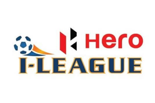 I-League logo.