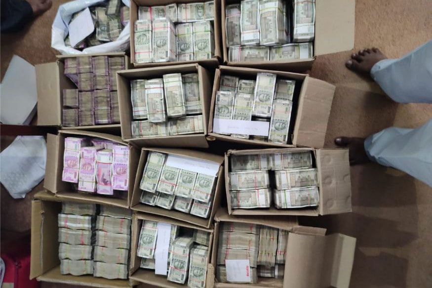 Income Tax Department Busts Hawala Racket of Rs 3,300 Crore With Links to Leading Infra Firms