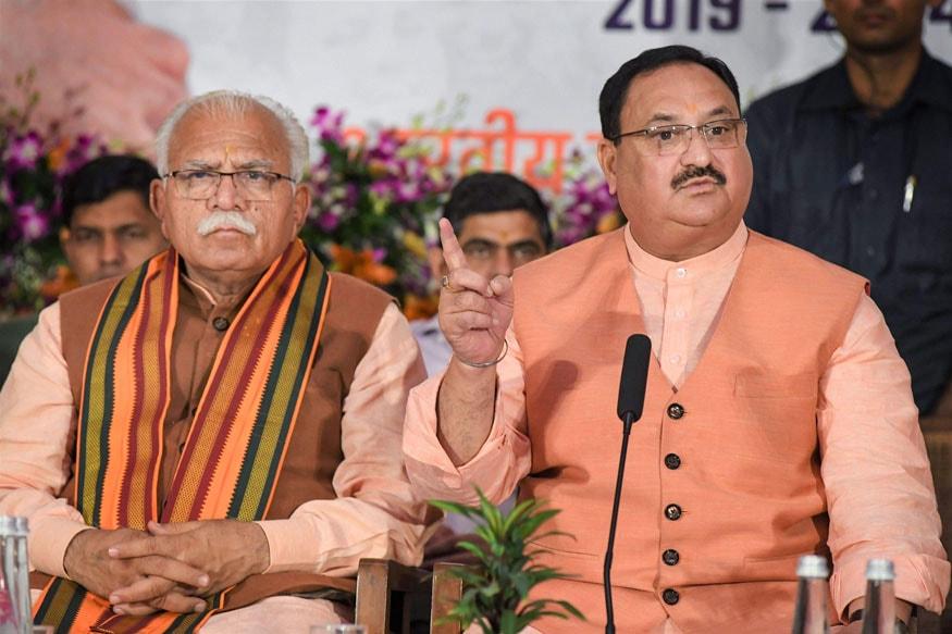BJP to Discuss Maharashtra, Haryana Post-poll Scenarios on Tuesday