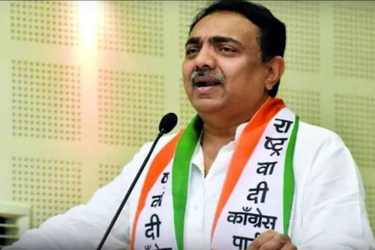File photo of NCP chief Jayant Patil