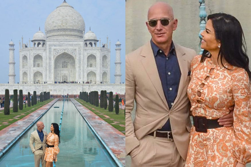 Jeff Bezos's Girlfriend Gave Their Intimate Chats to Her Brother Who Leaked it to Newspaper: Report