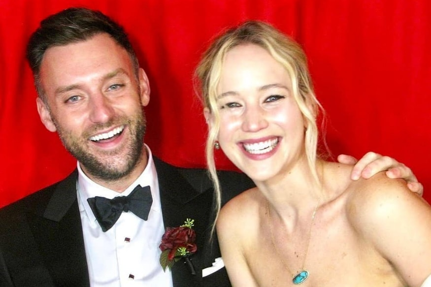 Jennifer Lawrence Says I Do To Cooke Marooney in a Star-Studded Wedding