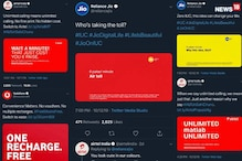 Reliance Jio, Airtel And Vodafone Idea Are Trolling Each Other on Social Media