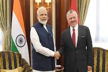 PM Modi Meets Jordanian King Abdullah II, Discusses Several Issues to Boost Bilateral Ties