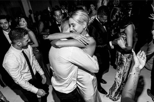 Justin Bieber and Hailey  Baldwin. (Image: Instagram)