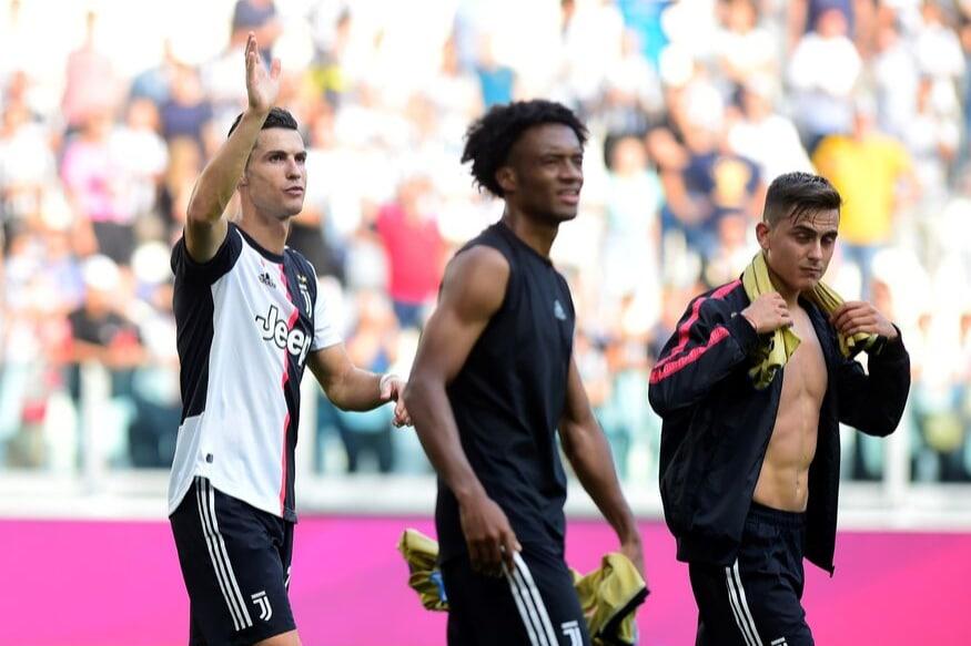 Juventus Host Brescia Looking For Return To Form As Rivals Inter Milan Lazio Go Head To Head