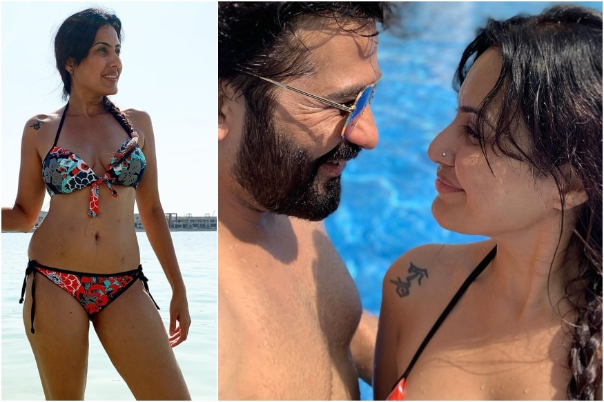 Kamya Panjabi Shares Pics From Her Dubai Vacay, Says Each Mark on Her Body Tells a Story