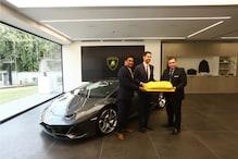 Lamborghini Opens New Showroom in Delhi