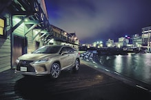 Lexus RX450hL Luxury SUV Launched at Rs 99 Lakh in India