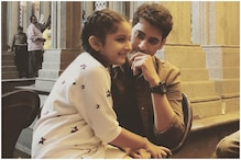 This Candid Photo of Mahesh Babu with Daughter Sitara is the Cutest Thing on the Internet Today