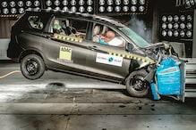 Maruti Suzuki Ertiga Gets Three Star Safety Rating from Global NCAP: Watch Video