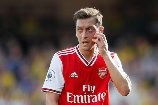 Mesut Ozil  (Photo Credit: Reuters)