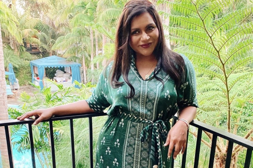 Growing Up, No One Looked Like Me On TV, Says Mindy