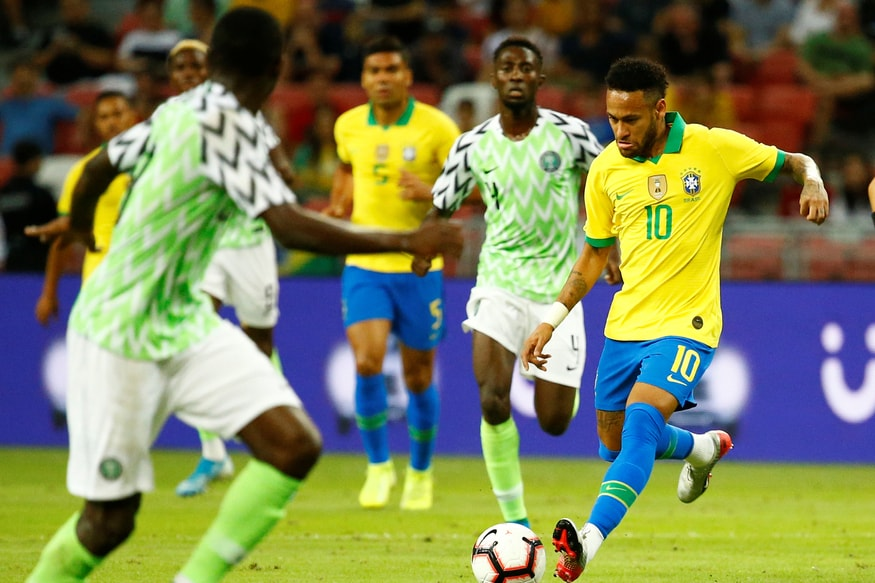 Neymar Gets Injured Again, Limps Out of Brazil's Friendly Against Nigeria