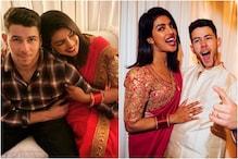 Priyanka Chopra Celebrates First Karva Chauth with Nick Jonas at Jonas Brothers Concert