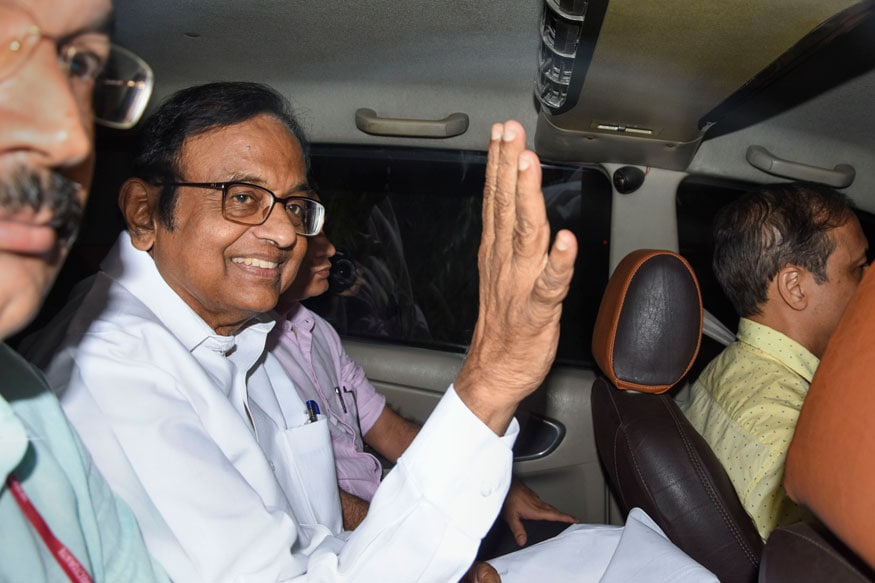 Delhi Court Takes Cognisance of CBI Charge Sheet Against Chidambaram and Others in INX Media