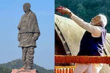 Sardar Patel Jayanti: PM Modi Pays Tribute at Statue of Unity