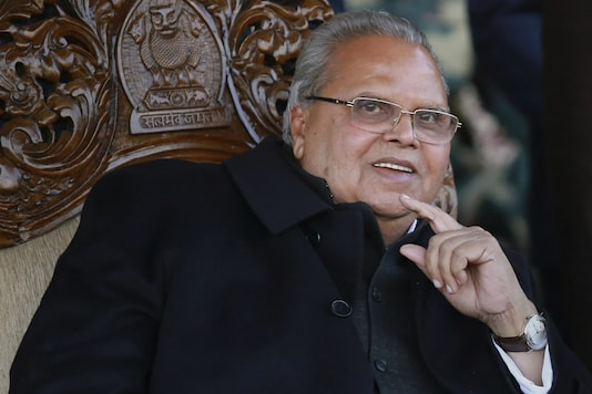 File photo of Satya Pal Malik, Goa Governor (PTI)