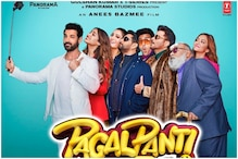 Pagalpanti Movie Review: Anees Bazmee's Madcap Comedy Misses the Mark