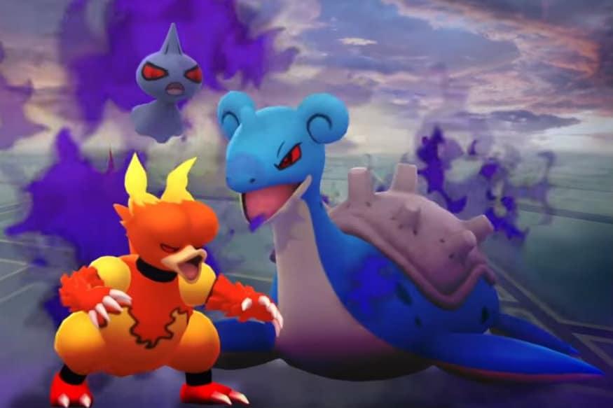 Pokemon Go Pokemon Durchgestrichen