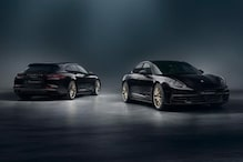 Porsche Panamera Gets Special Edition Trim on 10-Year Anniversary