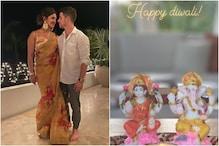Priyanka Chopra, Nick Jonas Welcome Lakshmi-Ganesha as They Celebrate First Diwali