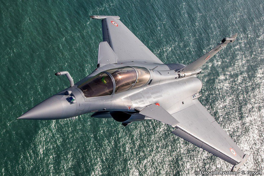 Three Rafale Fighter Jets Handed over to IAF, Being Used to Train Pilots Technicians in France: Govt