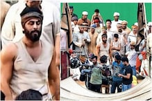 Ranbir Kapoor Features in a Never Seen Before Look for Shamshera, See Here