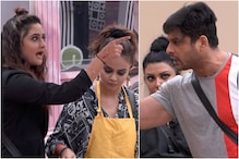 Bigg Boss 13 Day 9 Written Updates: In an Ugly Spat, Rashami, Sidharth Hurl Taunts at Each Other