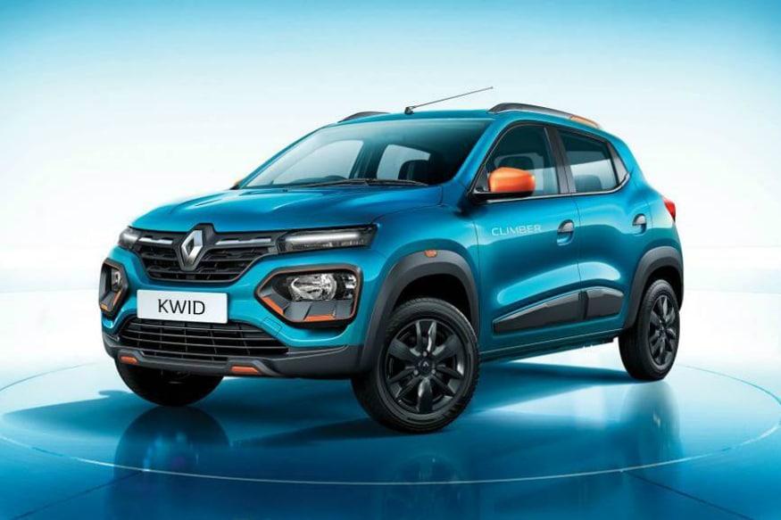 Renault Kwid Facelift. (Image source: Renault)