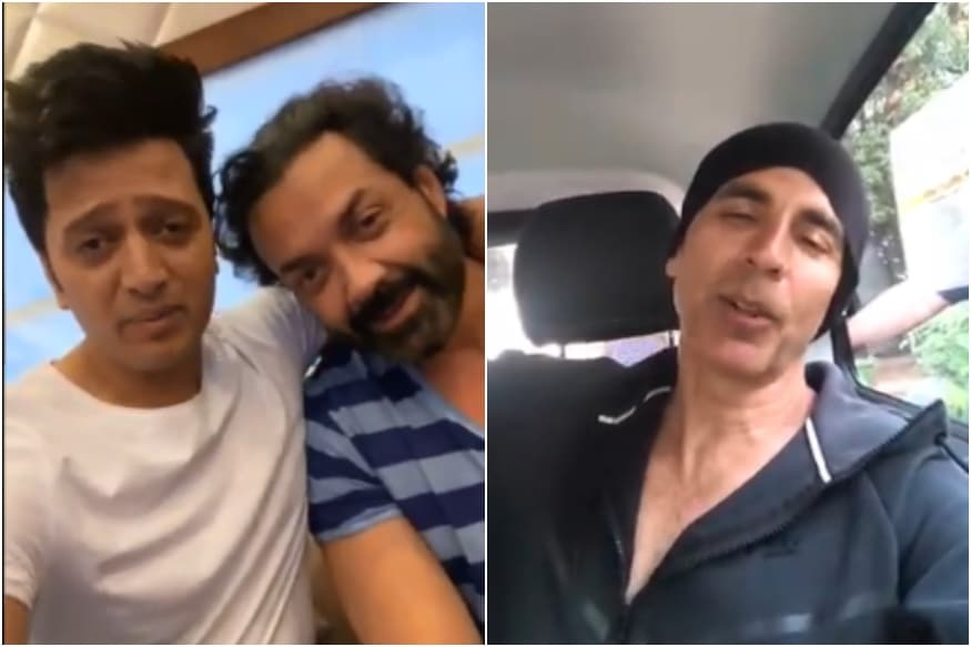 Akshay Kumar's Housefull 4 Co-stars Accuse Him of Not Being Punctual, His Response is Epic