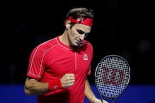 Roger Federer Beats Stefanos Tsitsipas in Semis to Extend Basel Win Streak to 23 Matches