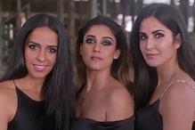 Saina Nehwal Poses with Katrina Kaif and Nayanthara For Promotion of Brand KayByKatrina