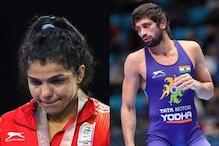 Sakshi Malik Dropped From TOPS, World Wrestling Championships Bronze Medallist Ravi Dahiya Included