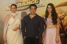 PICS: Salman Khan, Sonakshi Sinha Launch 'Dabangg 3' Trailer