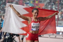 Salwa Eid Naser Rockets Into Athletics Limelight After Becoming 1st Asian to Win 400m Gold at Worlds