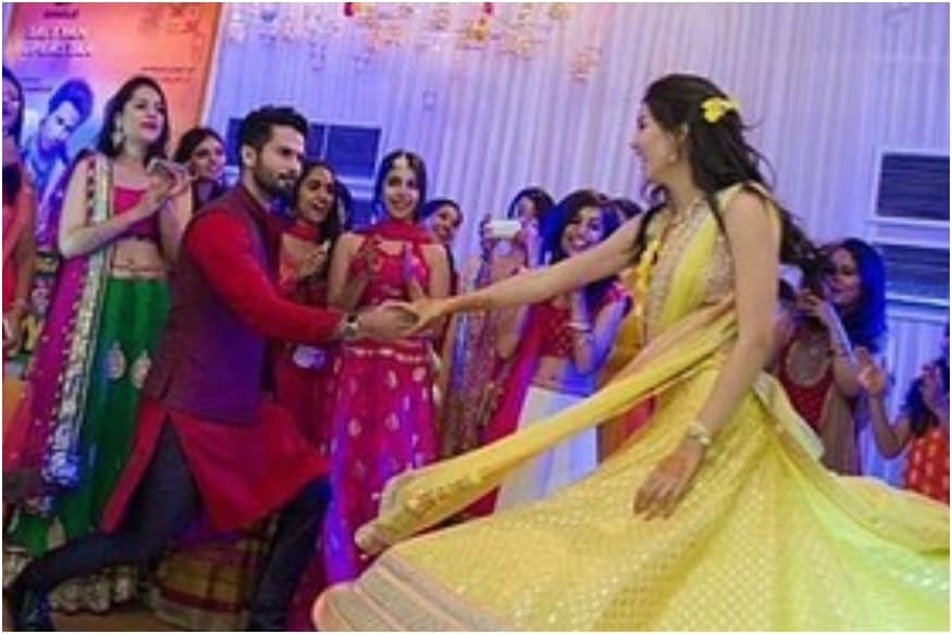 Unseen Pictures From Shahid Kapoor-Mira Rajput's Wedding Surface Internet, See Here