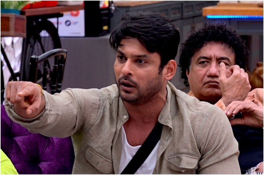 Bigg Boss 13 After Sidharth Shukla S Eviction Announcement