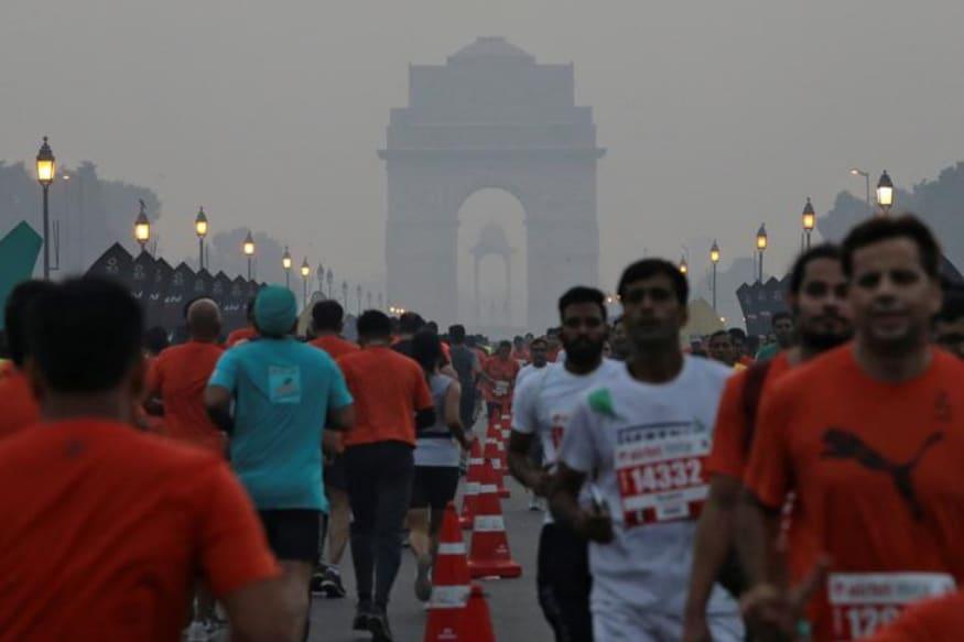 Delhi Police Issues Traffic Advisory Ahead of Half Marathon